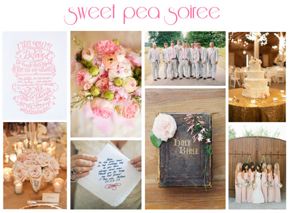 sweet pea soiree