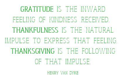 gratitudethanks