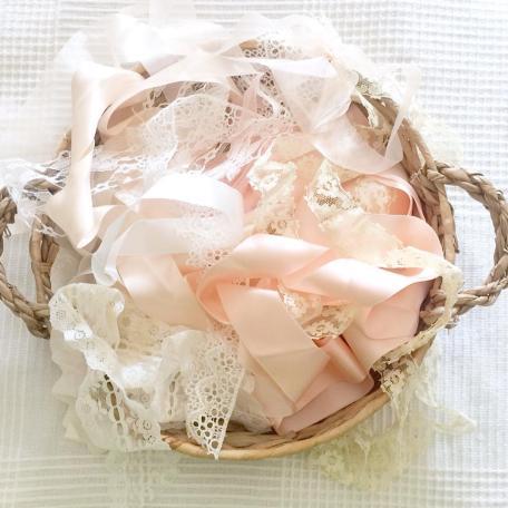 blush ribbon