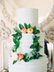 Our Wedding Cake On Martha Stewart Weddings Raleigh Wedding Planner